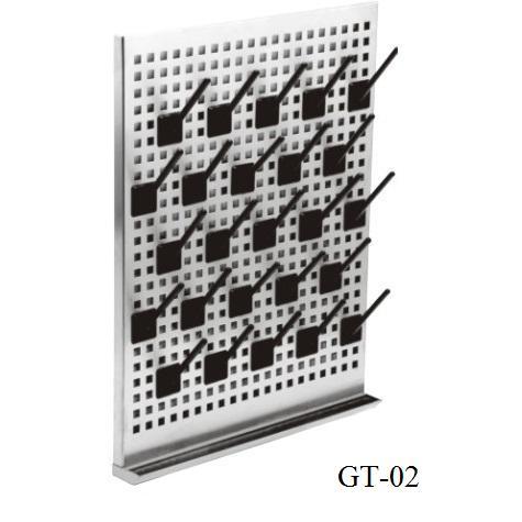 GIÁ TREO PHƠI ỐNG NGHIỆM GT-02